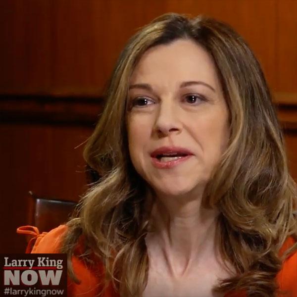 Lori Gottlieb on Larry King Live