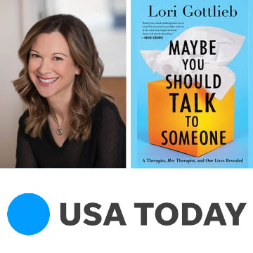 Lori Gottlieb in USA Today