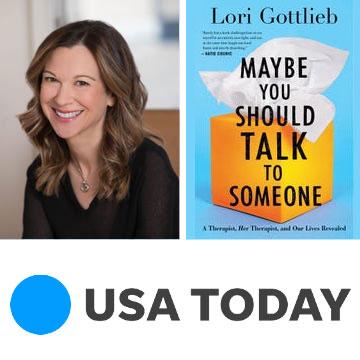 Lori Gottlieb in USA Today