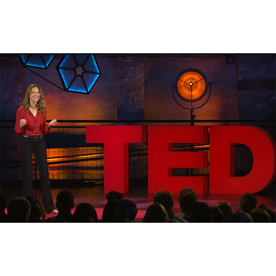 Lori Gottlieb at TED
