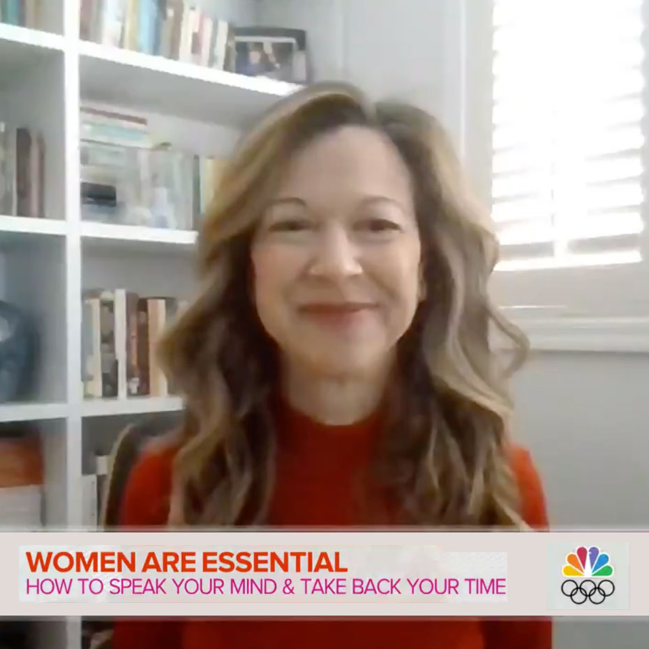The Today Show: Lori Gives Advice to Women on Self-Care