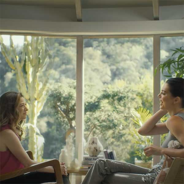 Kendall Jenner Open Minded Series Lori and Kendall Unpack Anxiety